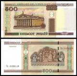Belarus 2000 - 500 ruble, necirculata