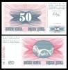 Bosnia Hercegovina 1992 -   50 dinari, necirculata