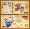 Burundi 2015 -  500 francs, necirculata