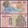 Cook Islands 1987 - 10 dollars UNC