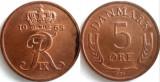 Danemarca 1965 - 5 ore, circulata