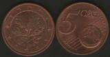 Germania 2016A - 5 eurocenti, circulata