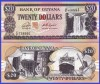 Guyana 2018 -  20 dollars, necirculata
