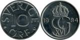 Suedia 1984 - 10 ore, circulata