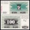 Bosnia Hercegovina 1992 -  100 dinari, necirculata