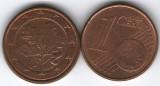 Germania 2009G - 1 eurocent, circulata
