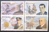 Romania 2011 - Premiere mondiale (II), serie stampilata