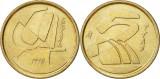 Spania 1998 - 5 pesetas, circulata
