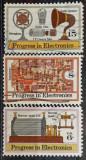 Statele Unite 1973 - progres in electronica, serie stampilata