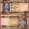 Sudan Sud 2015 - 20 pounds, necirculata