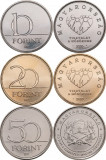 Ungaria 2020 - lot 10-20-50 forint, necirculata