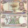 Zambia 1991 - 500 kwacha, necirculata