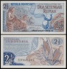 Indonezia 1961 - 2,5 rupiah, necirculata