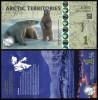 Antarctica 2014 - 1,5 dollar, necirculata