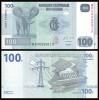 Congo Democratic 2013 - 100 francs, necirculata