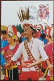 China 1999 - Grupuri etnice, CarteMaxima 21
