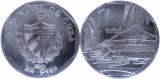 Cuba 2012 - 1 peso, circulata