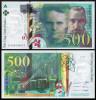 Franta 1994 - 500 franci aUNC
