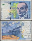 Franta 1999 - 50 francs, circulata