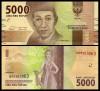 Indonezia 2016 -  5000 rupiah, necirculata