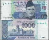 Pakistan 2018 - 1000 rupees, necirculata