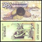 Seychelles 1983 - 25 rupees, necirculata