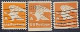 Statele Unite 1978 - eagle porto 15 cents, serie stampilata