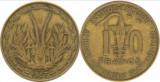 Togo 1957 - 10 franci, circulata