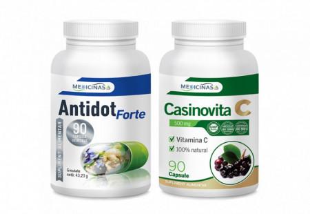 Antidot Forte + Casinovita C