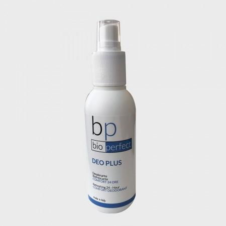 BIO DEO Plus - deodorant hipoalergenic cu protecție 24 h