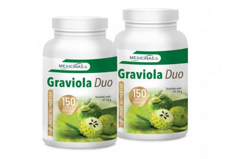 Graviola - Pachet 2 luni