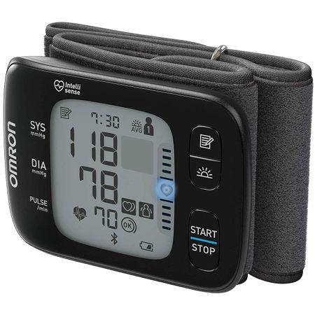 RS7 INTELLI IT - tensiometru electronic de incheietura cu conectivitate Bluetooth, complet automat
