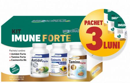 3 x Kit Imune Forte - Pentru sistemul imunitar