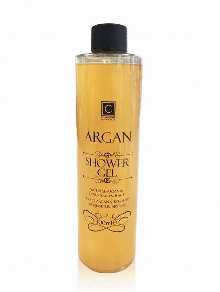 Argan gel de duș cu ulei de argan și extract de coada calului