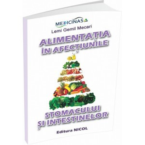 Casinovita U ( Vitamina U) - Pachet 2 luni + 1 GRATUIT și Cartea Alimentația în afecțiunile stomacului și intestinelor