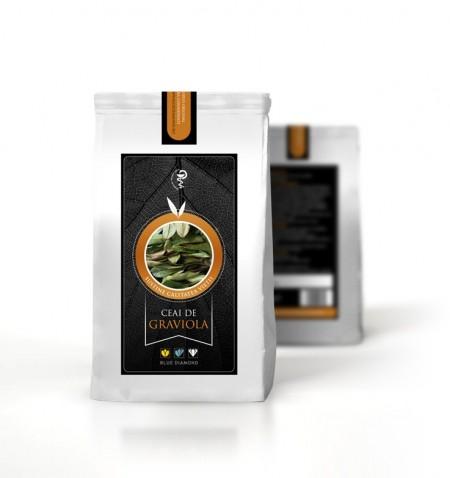 Ceai de graviola - ceai din frunze de Graviola