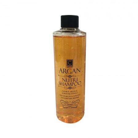 Joniline Șampon Nutri cu ulei de Argan și Coada Calului