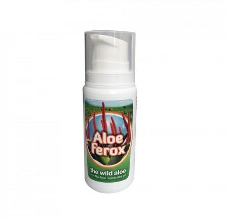 Gel cicatrizant din Aloe Ferox - 99 % ingrediente organice