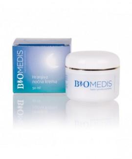 Crema nutritiva pentru noapte - Biomedis