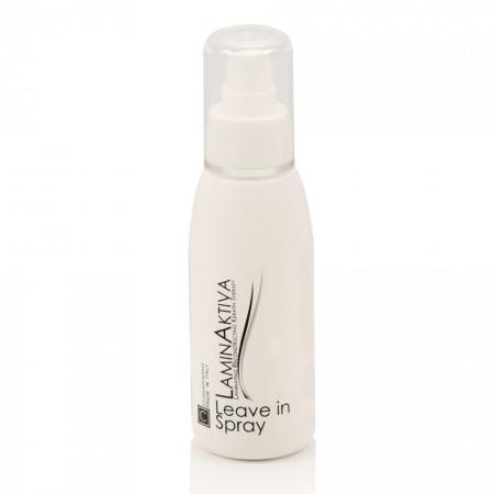 LaminAktiva - Leave-in spray GLOSS serum profesional cu keratină