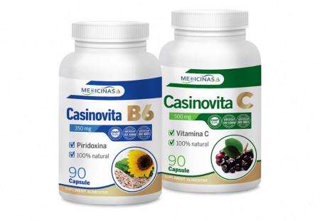 CASINOVITA B6 + CASINOVITA C