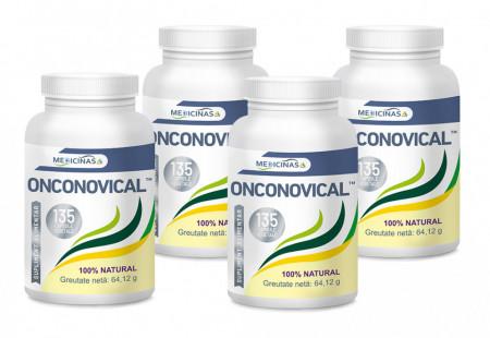 Onconovical - Pachet 2 luni + Regim alimentar gratuit