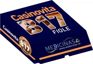 Poze Vitamina B17 - Fiole - Casinovita B17