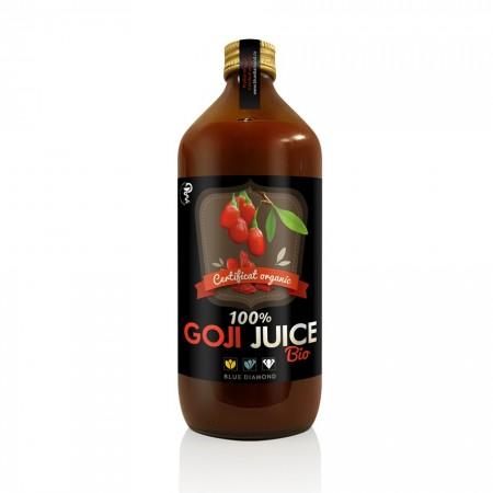 Goji Juice organic 100 % pur