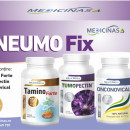 Kit Pneumo Fix - pentru combaterea afecțiunilor pulmonare