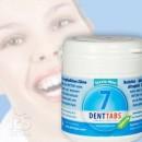 Tablete de curatare si ingrijire dentara - DentTabs