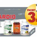 3 x Kit Cardio - pentru combaterea afecțiunilor cardiovasculare