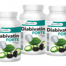 Diabivatin Forte - Pachet 3 luni + Regim alimentar