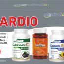 Kit Cardio - pentru combaterea afecțiunilor cardiovasculare