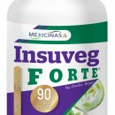 Insuveg Forte (Insulina vegetală) + cartea Alimentația Antidiabet GRATUIT